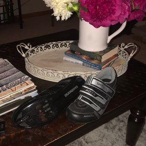 Shimano R075 SPD SL shoes